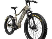 The Bushwacker 750 Watt E-bike