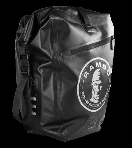Black Waterproof Accessory bag