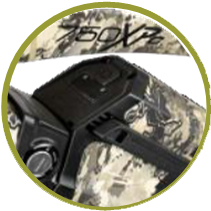 Bushwacker battery