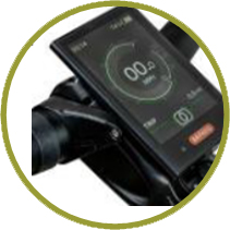 Bushwacker digital display