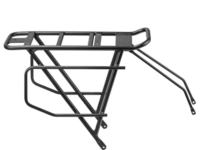 Extra large luggage rack