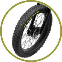 Krusader tires