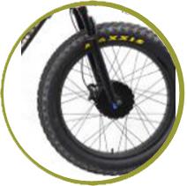 Megatron tires