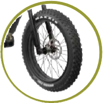 Prowler tires