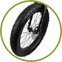 Pursuit tires
