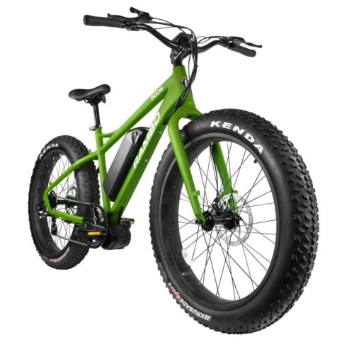 Rambo Cruiser Green Ebike