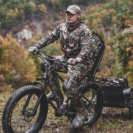 Hunters love Rambo Electric Bikes