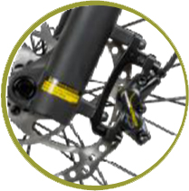 Rampage brakes