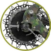Roamer rear hub
