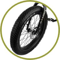 Ryder wheels
