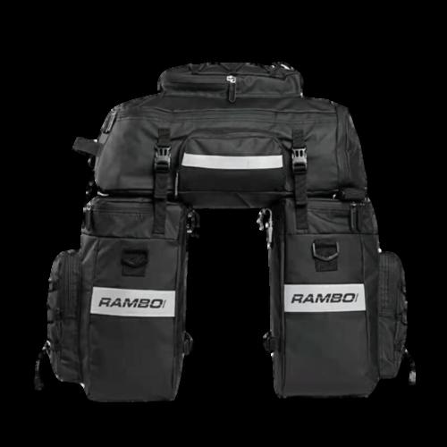 Triple Accessory bag for bikes