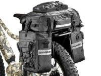 Triple Accessory bag for e-bikes
