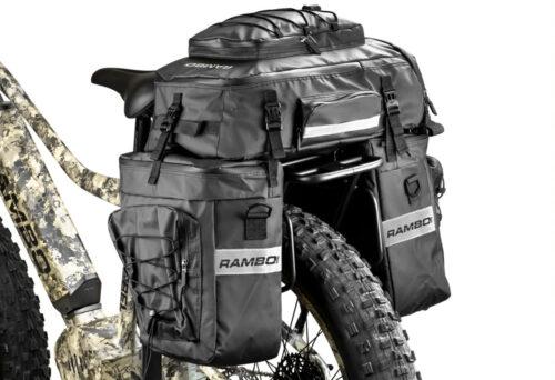 Triple Accessory bag for e-bikes